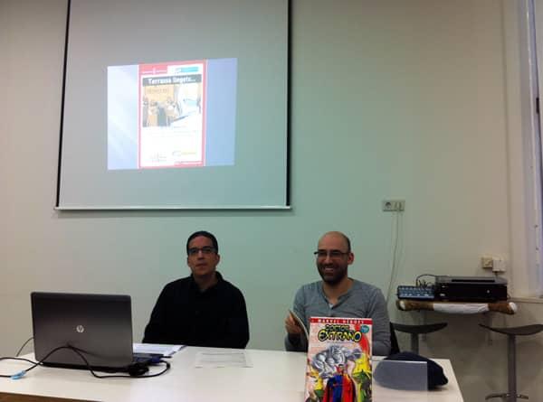 Marc Castelao y Marcos Martín