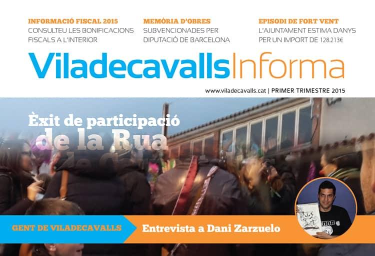 Portada Viladecavalls Informa