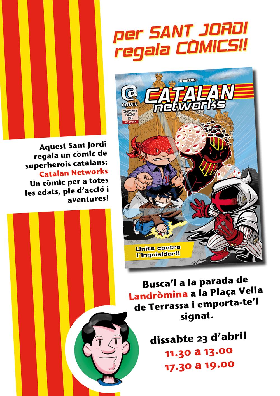 Firmes Sant Jordi 2016