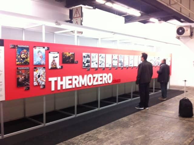 Exposición dedicada a Thermozero