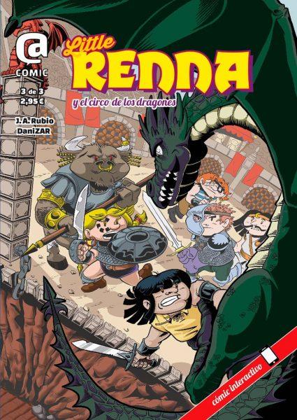 Mis cómics publicados
