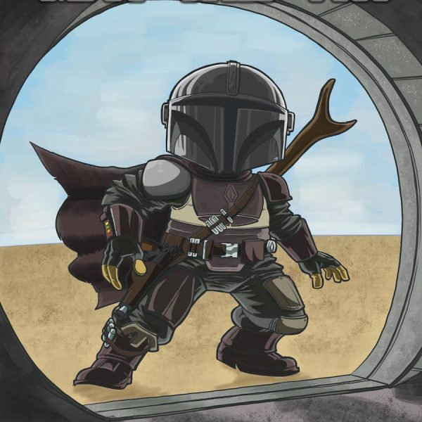 The Mandalorian - 1a temporada